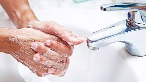 Handen wassen, levens redden