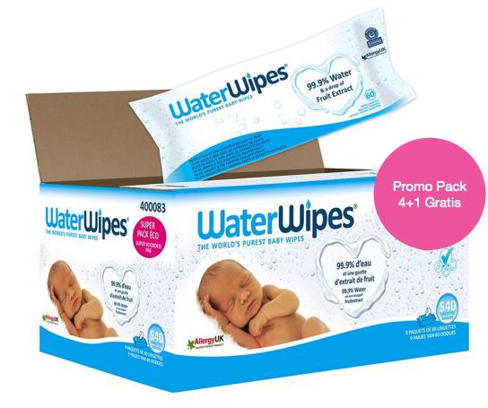 Waterwipes, de puurste babydoekjes