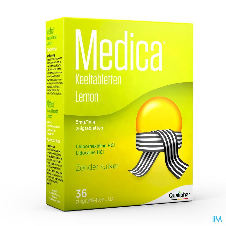 Medica lemon