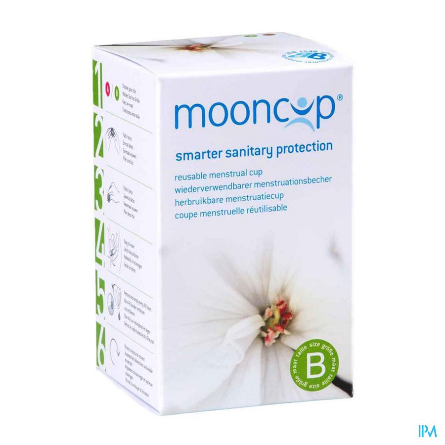 Mooncup Menstruatiecup Maat B