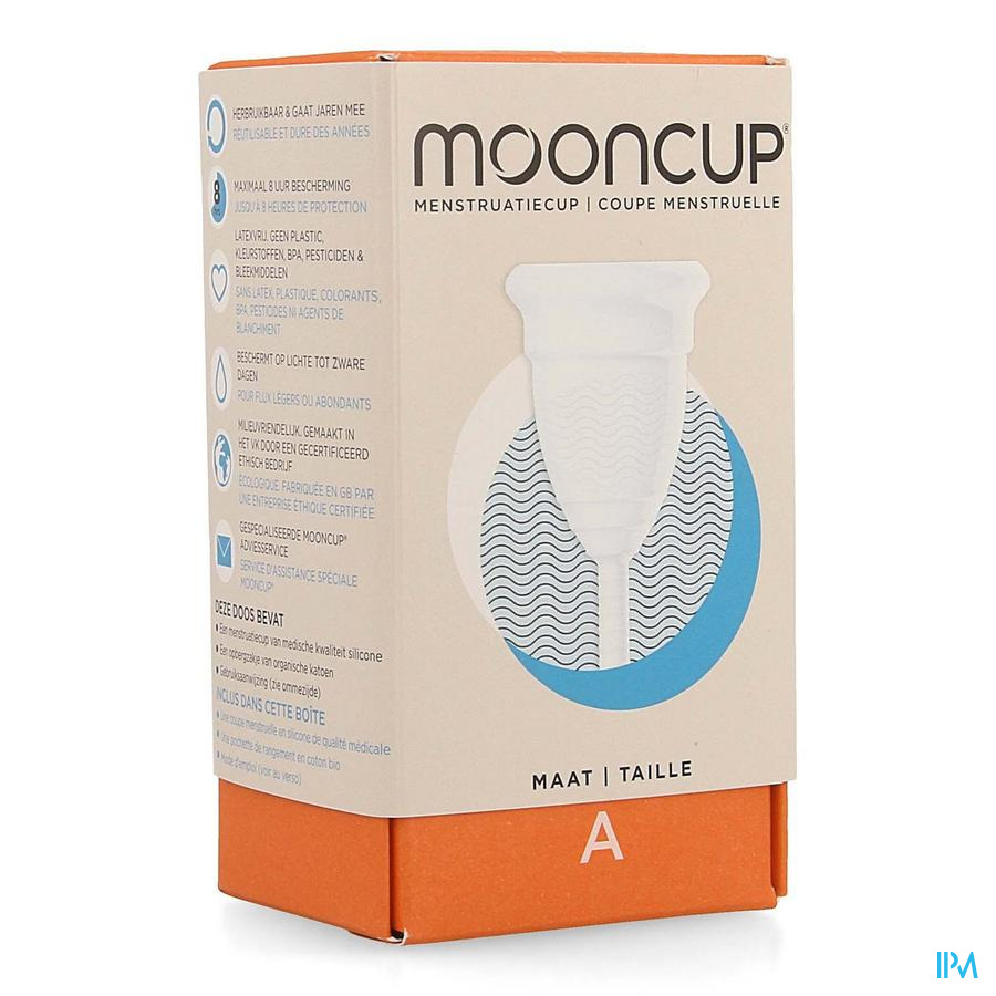 Mooncup Menstruatiecup Maat A