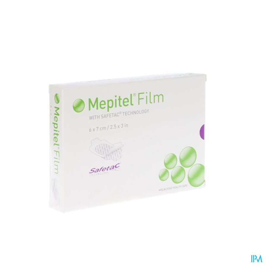 Mepitel Film 6x7cm