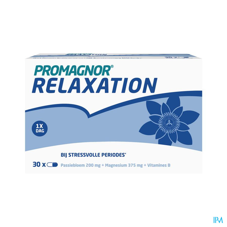 Promagnor Relaxation / 30 capsules