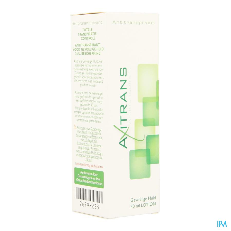 Axitrans Gevoelige Huid lotion  50ml