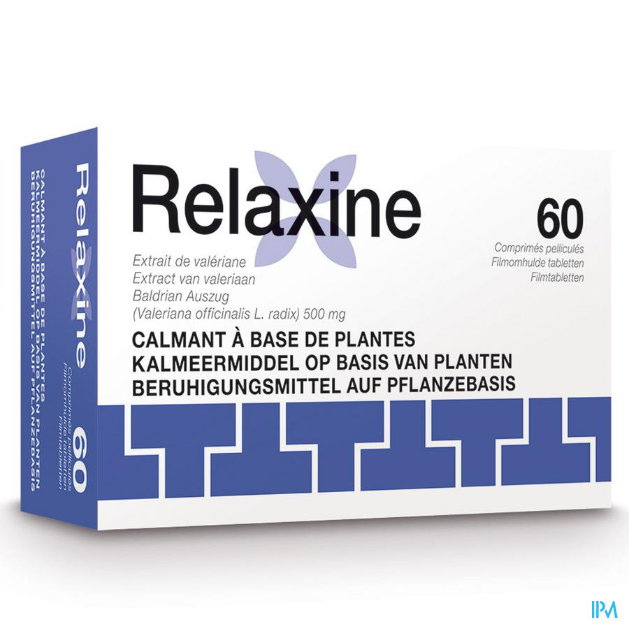 Relaxine 500 mg filmomh tabl 60