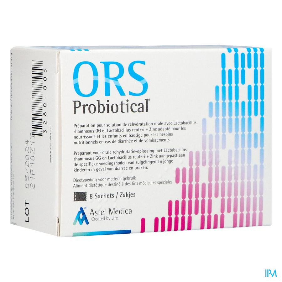 Probiotical ORS Stick 8