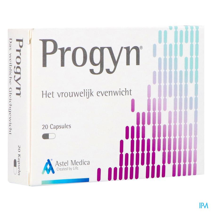 Progyn Gel 20 capsules