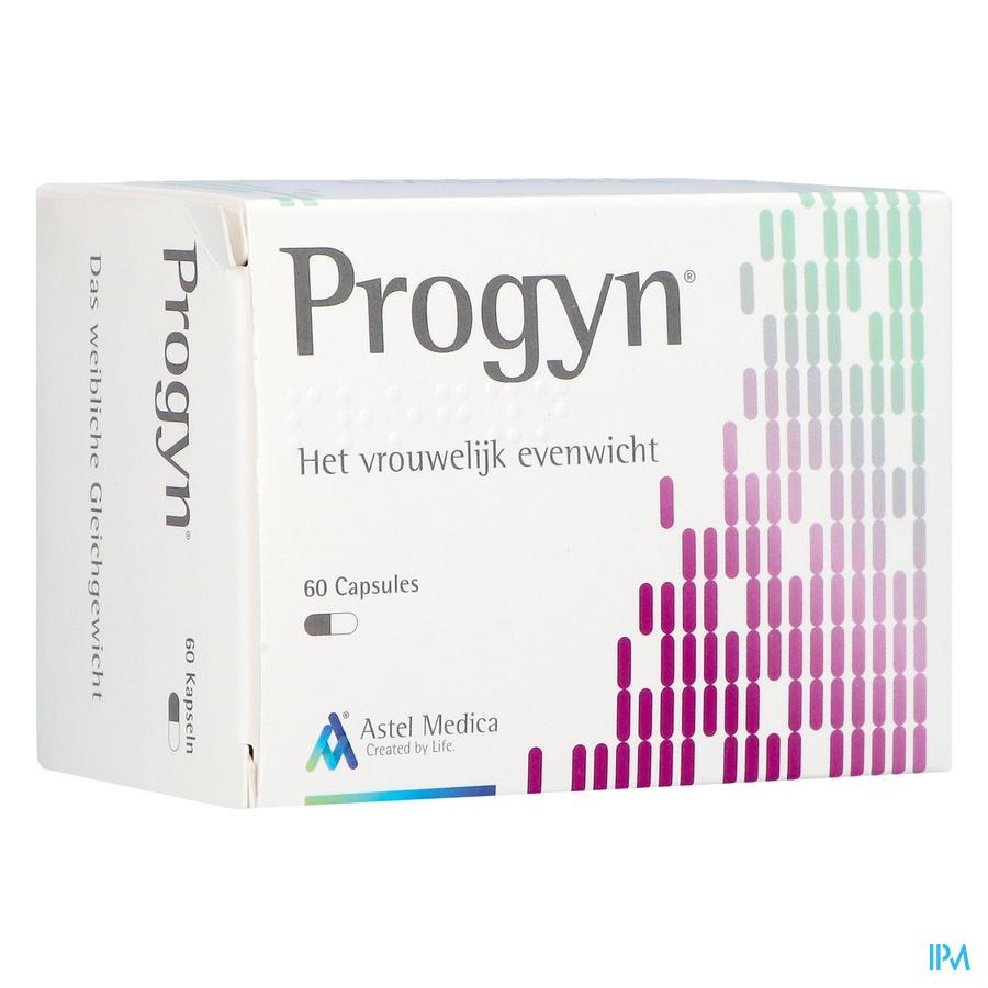 Progyn Gel 60 capsules