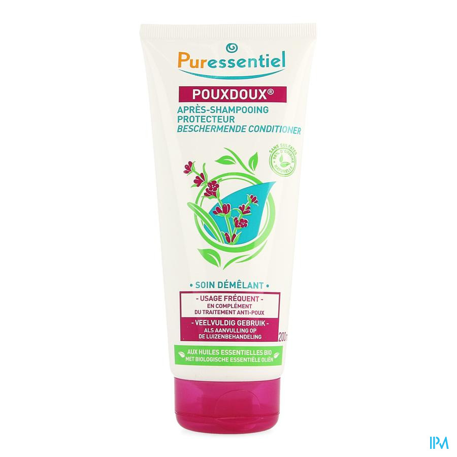 Puressentiel anti-luizen conditioner poudoux