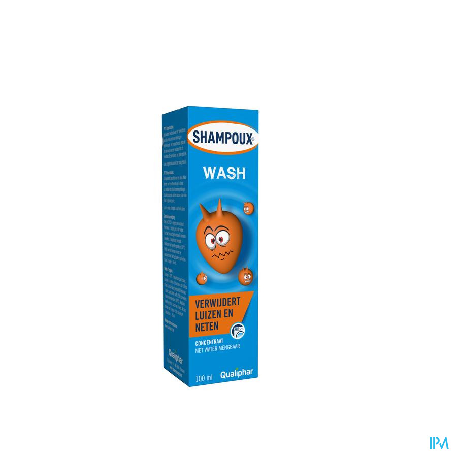 Shampoux wash  100 ml
