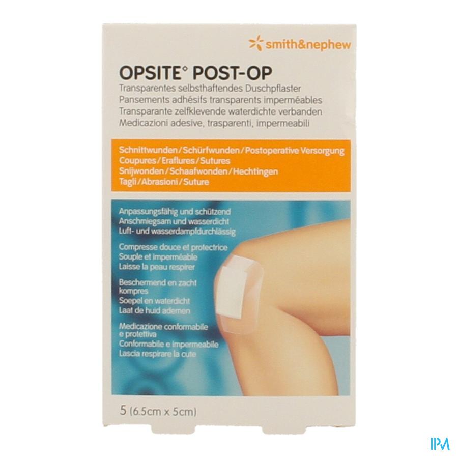 Opsite Post-Op 9,5x8,5cm (5)