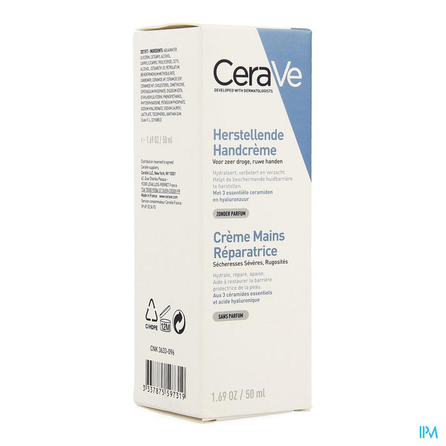 Cerave Handcr Herstellend 50ml