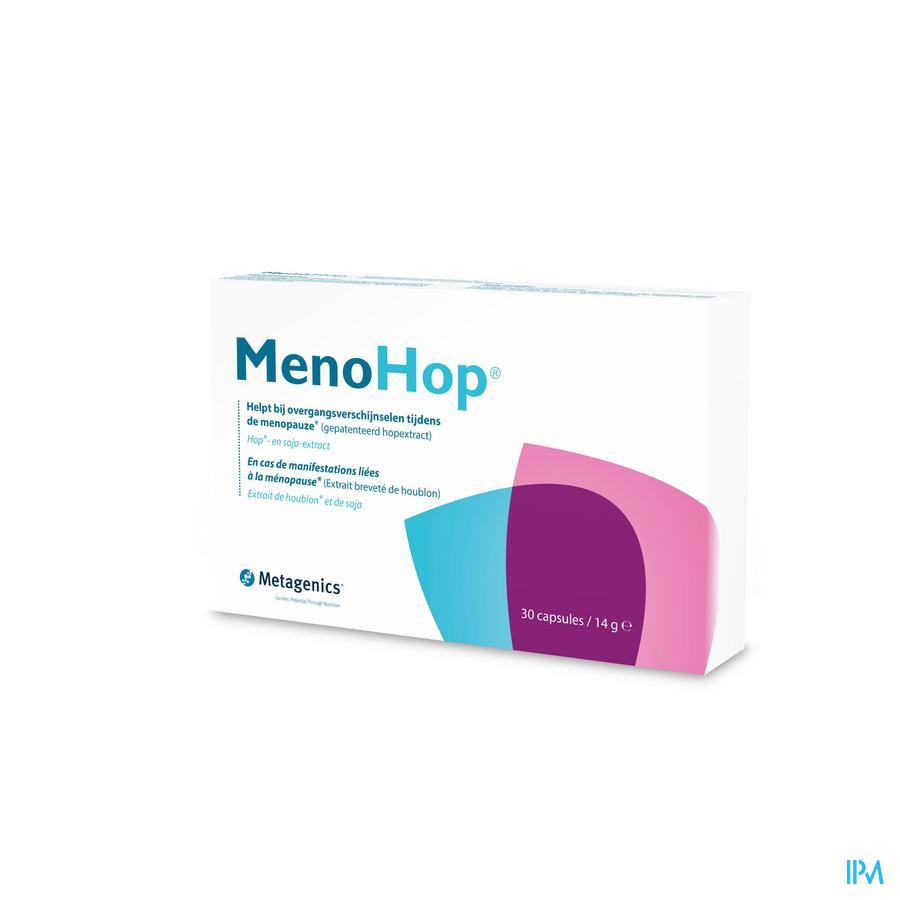 Menohop Metagenics / 30 capsules