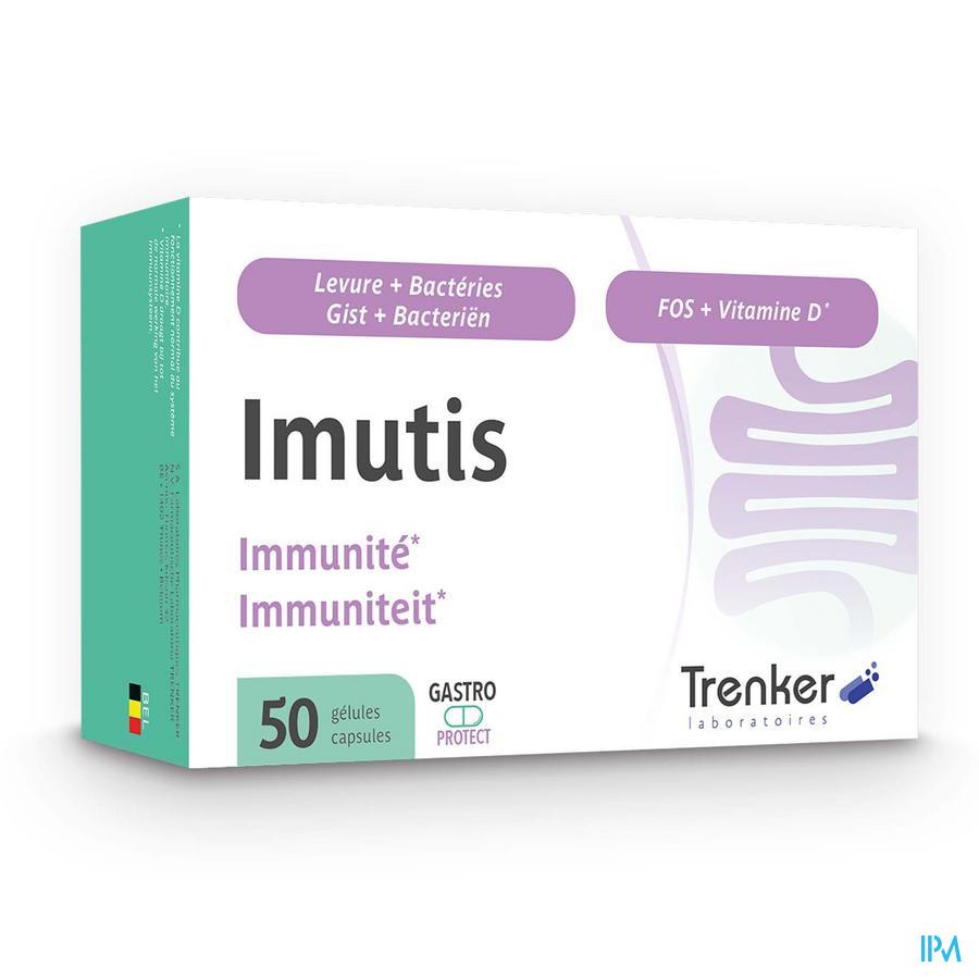 Imutis / 50 gelulen