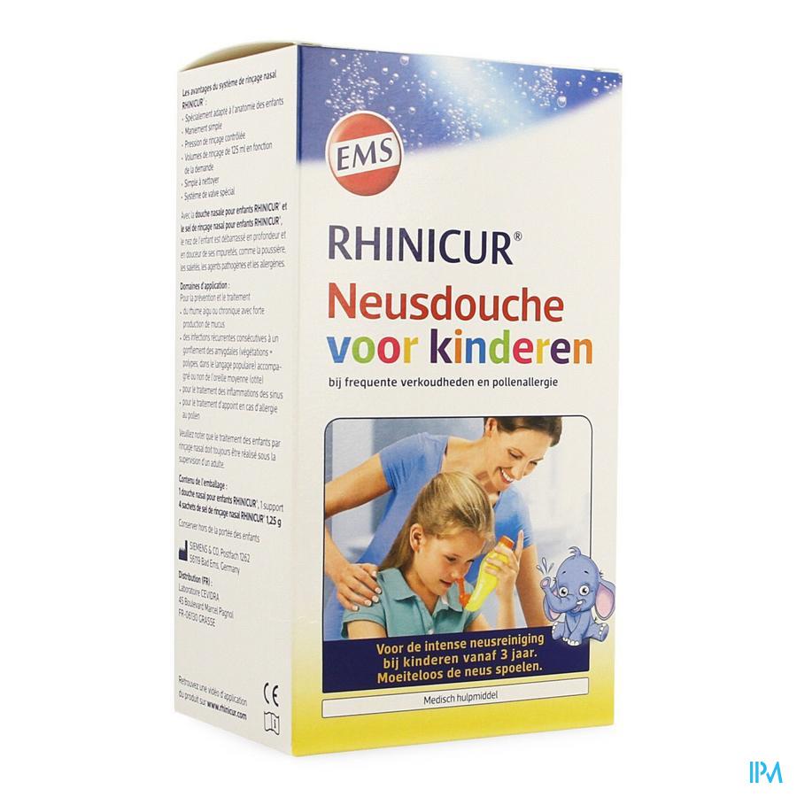 Rhinicur Kinderen Neusdouche