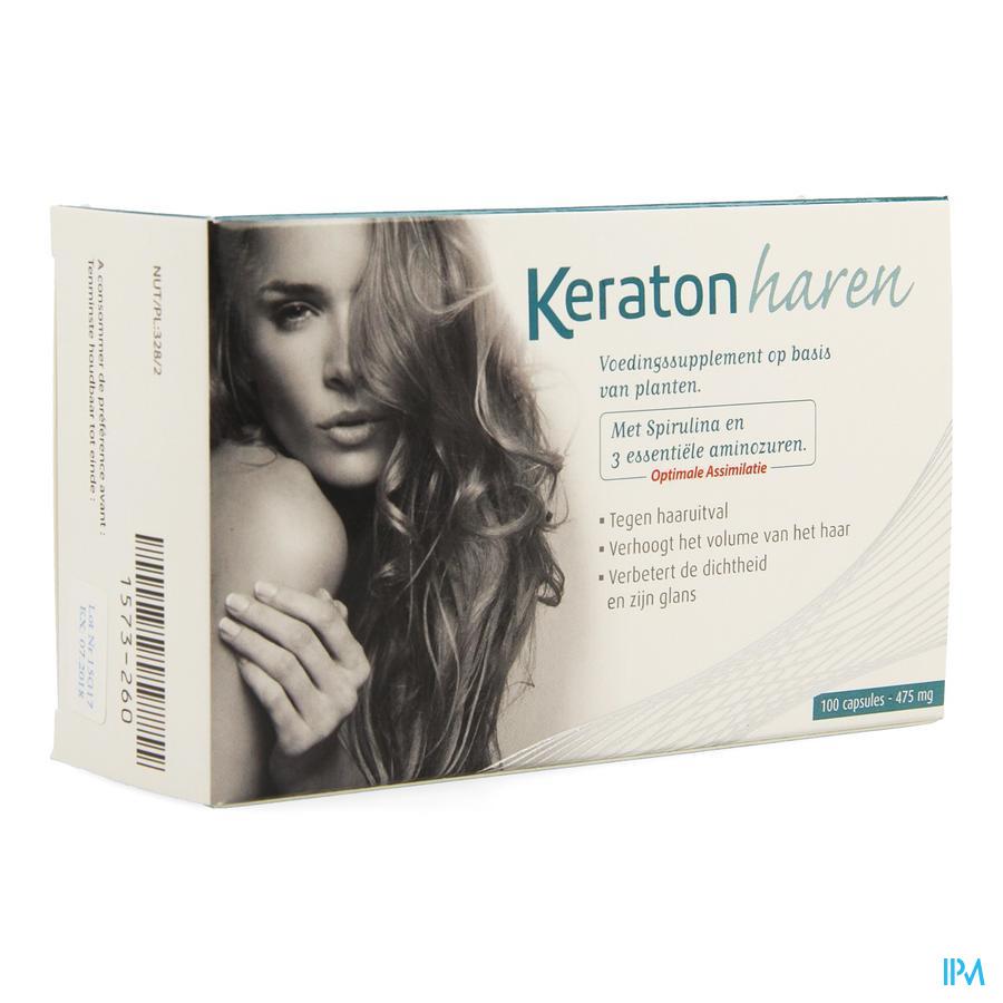 Keraton 100 capsules