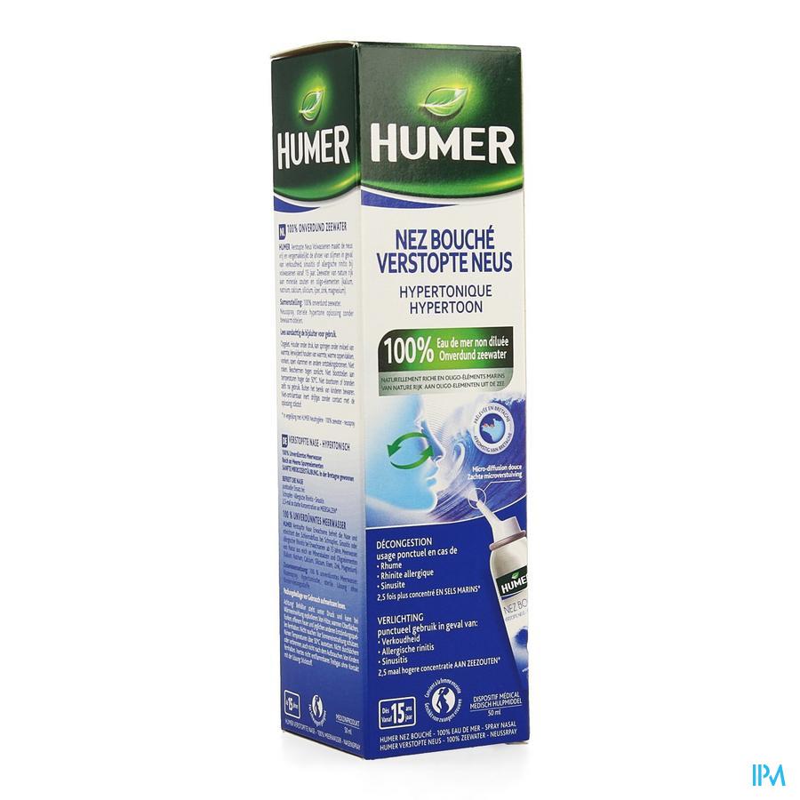 Humer Spray Hypertonisch Volwassene