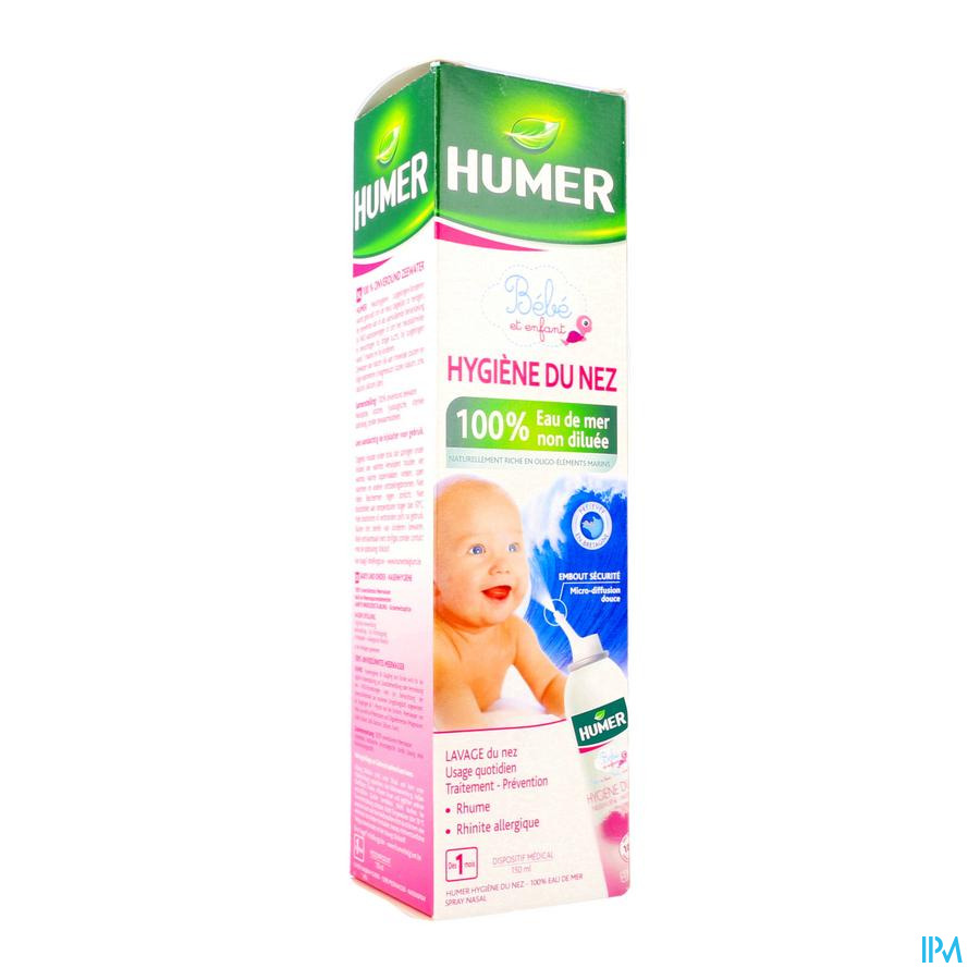 Humer Spray Isotonisch Kind