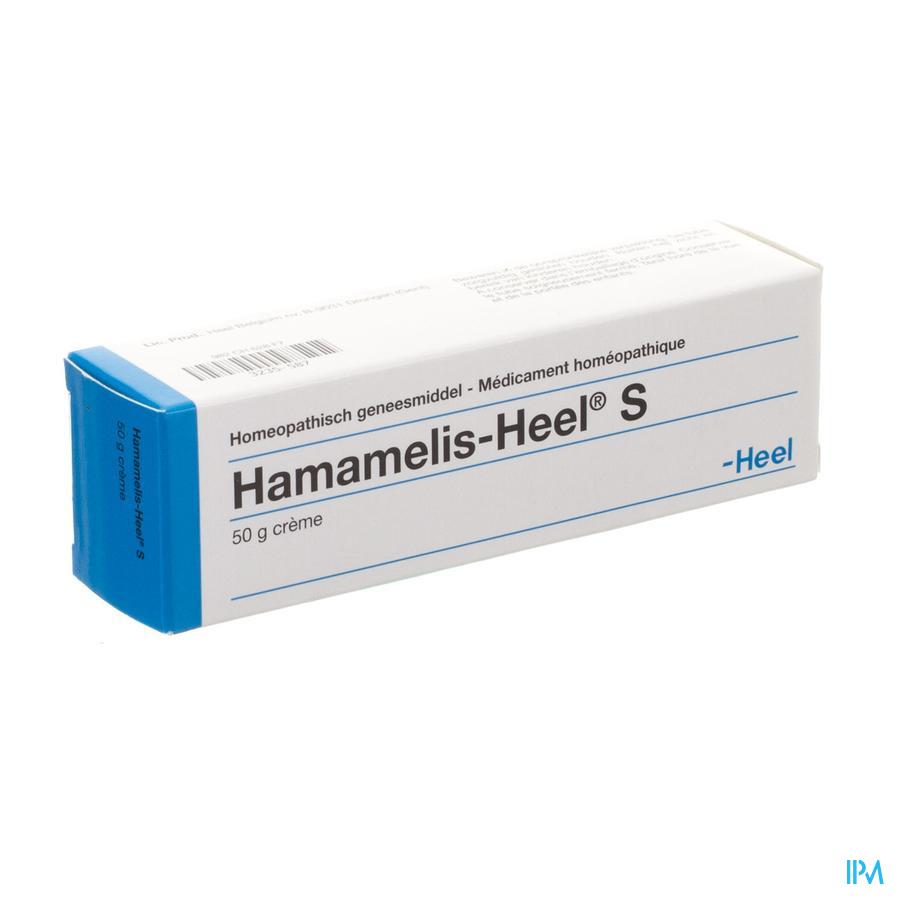 Hamamelis-Heel S Crème 50g