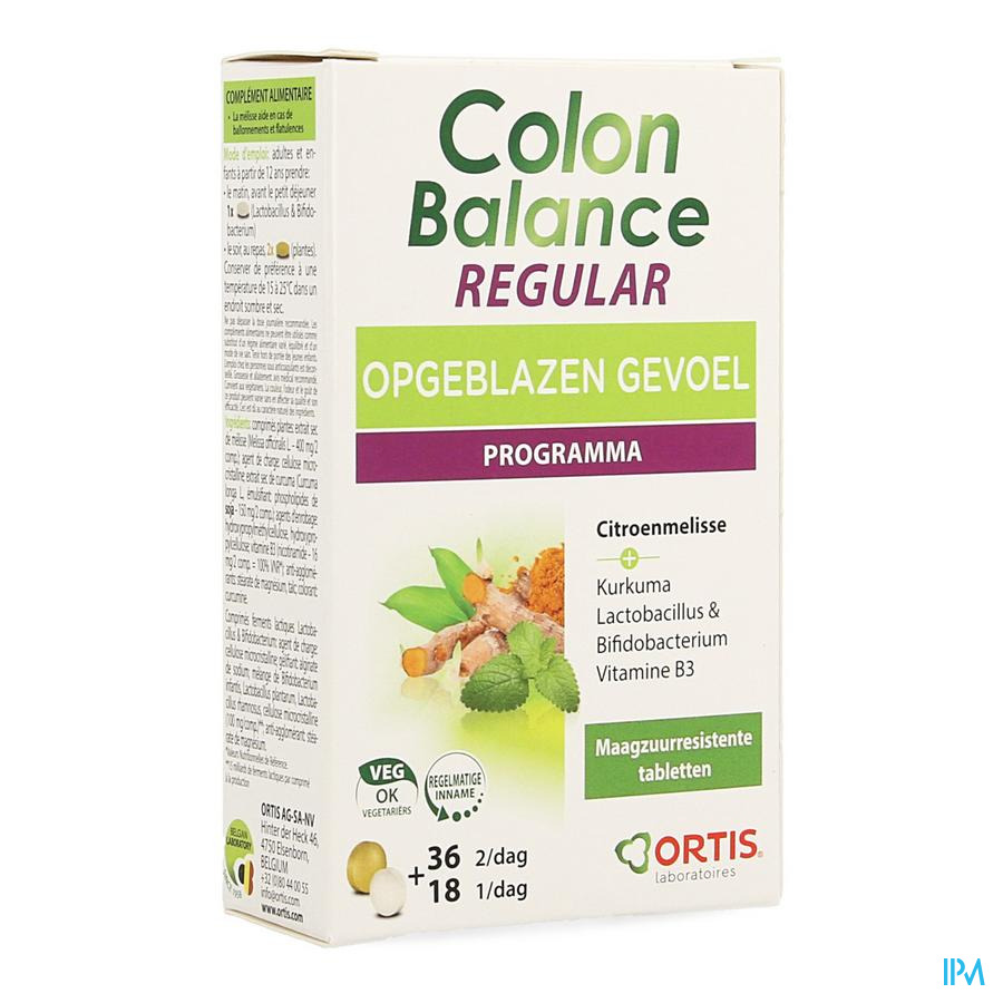Colon Balance Regular