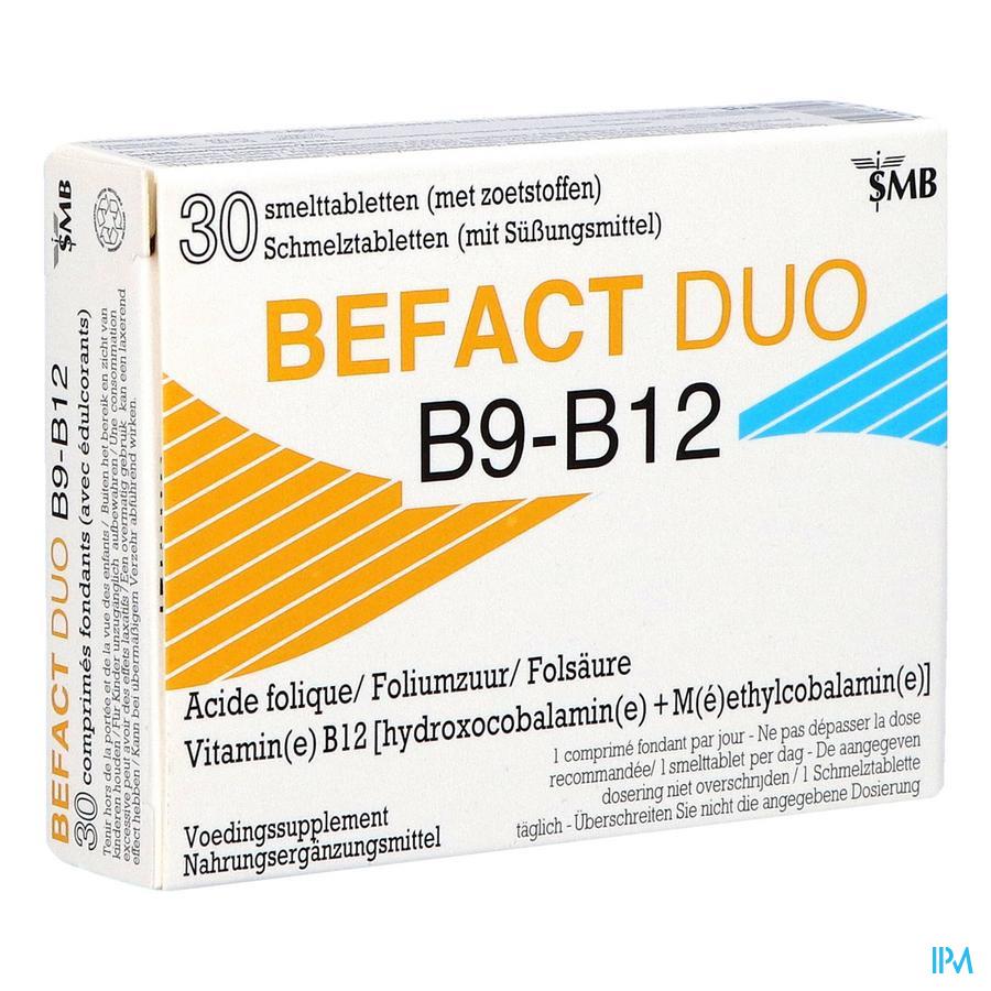Befact Duo 30 tabletten
