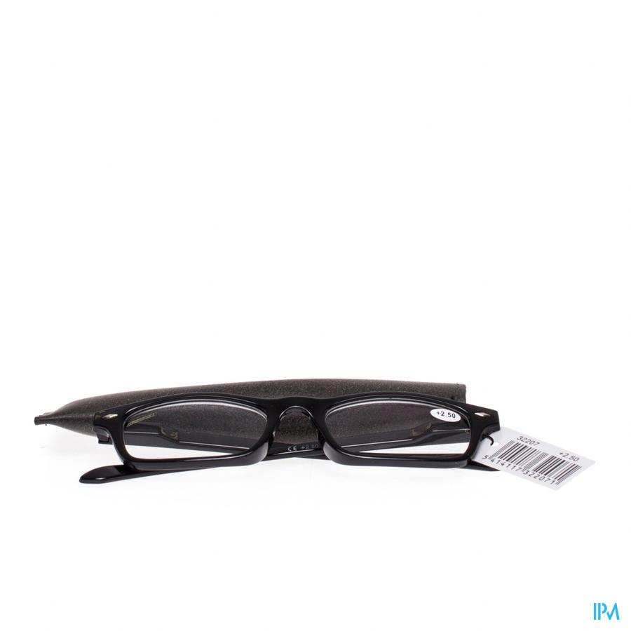 Leesbril Pharmaglasses Zwart +2,50