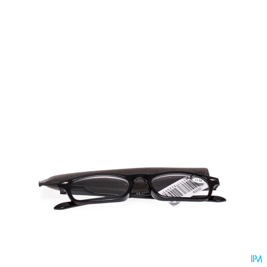 Leesbril Pharmaglasses Zwart +3,50