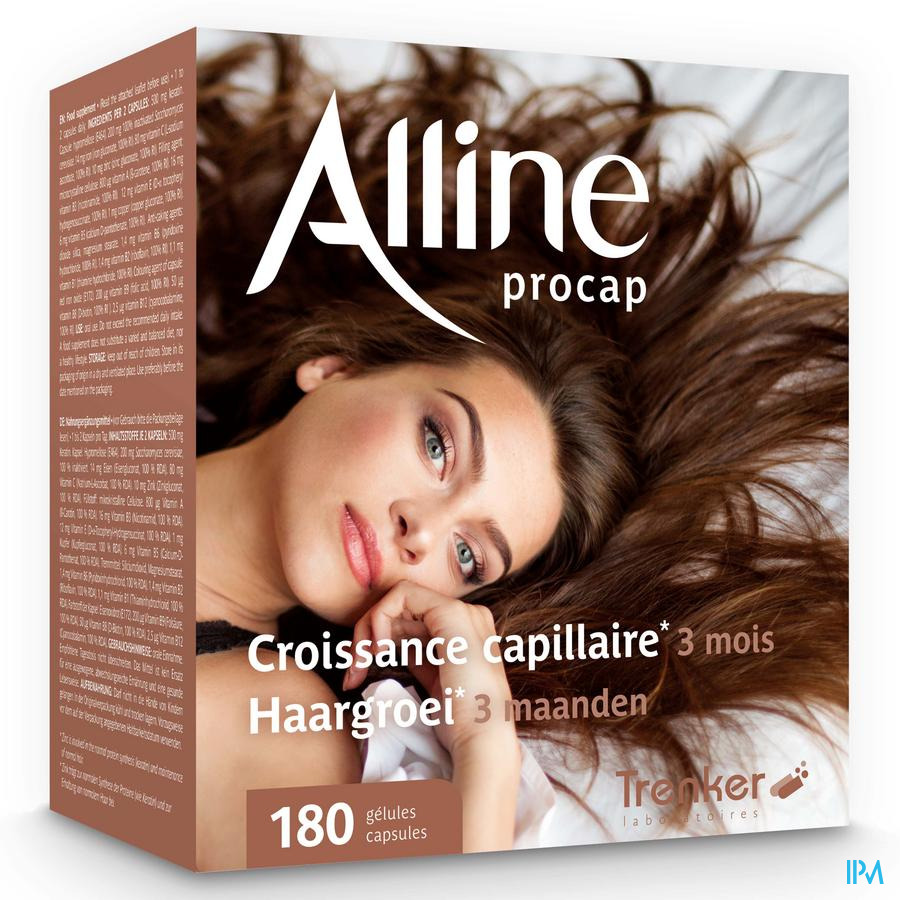 Alline Procap / 180 capsules