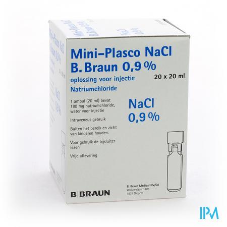 Mini-Plasco fys. opl. 0,9 NaCl