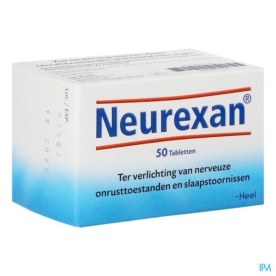 Neurexan (Heel) / 50 tabletten