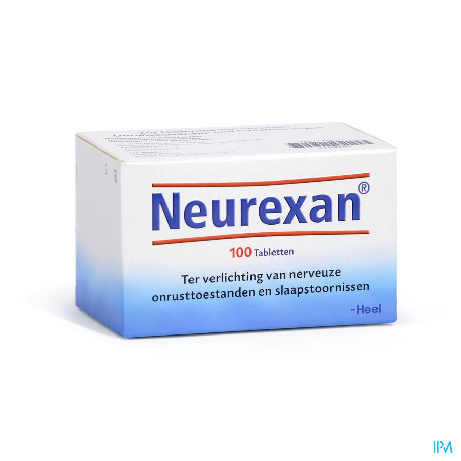 Neurexan (Heel) / 100 tabletten