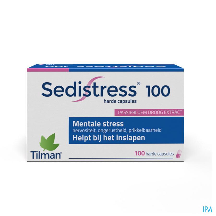 Sedistress 100 / 100 capsules