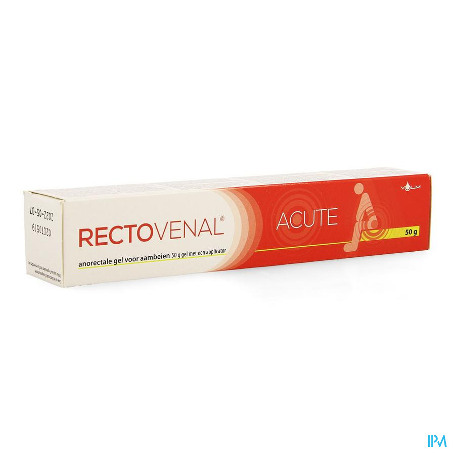Rectovenal Acute Gel (50g)