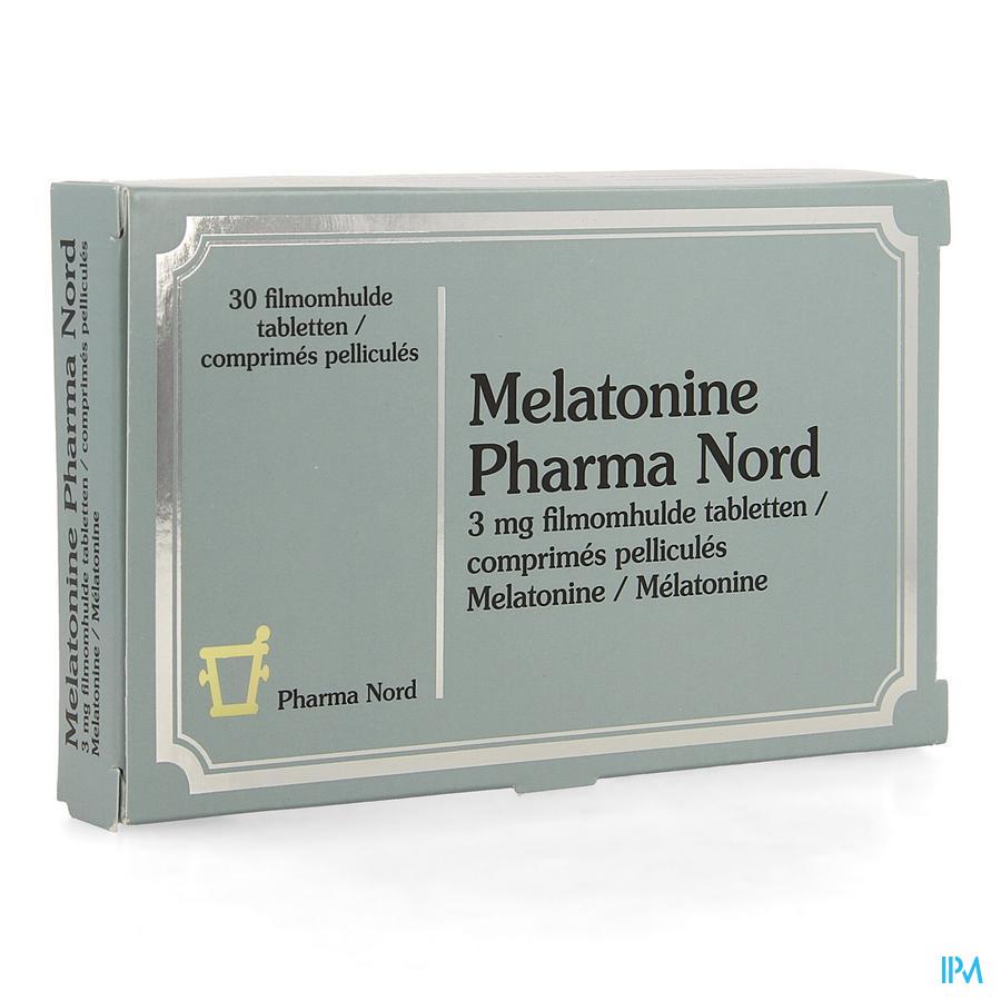 Melatonine 3 mg (100 tabletten)