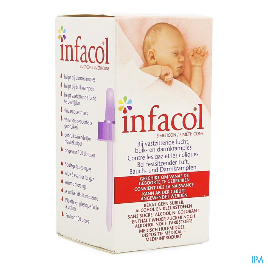 Infacol (verzacht darmkolieken) 50 ml (ongeveer 100 doses)