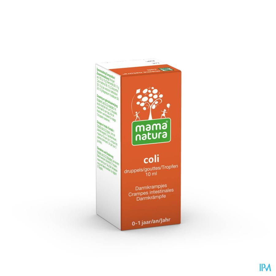 Mama Natura Coli Druppels 10 ml