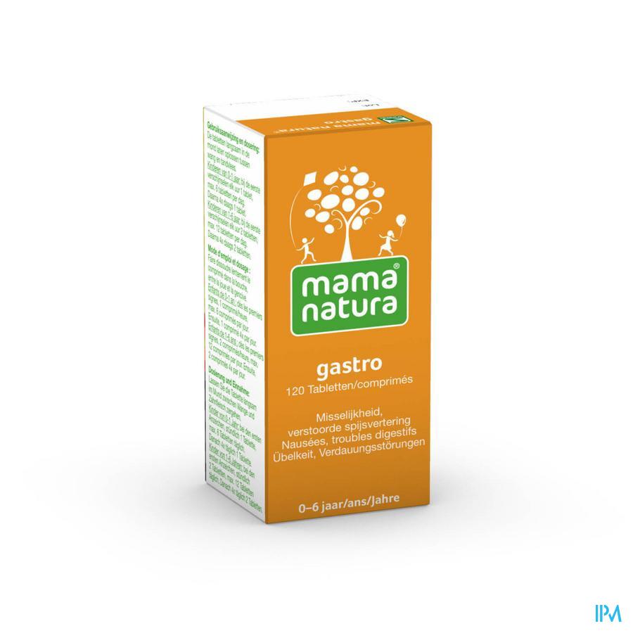 Mama Natura Gastro120 tabletten