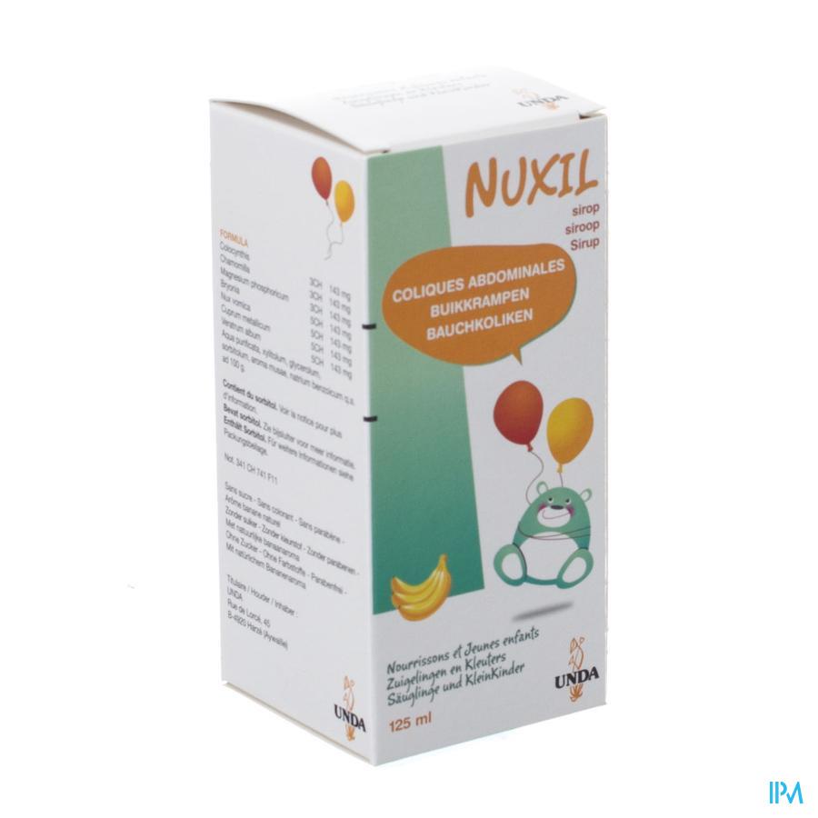 Nuxil Siroop 125 ml