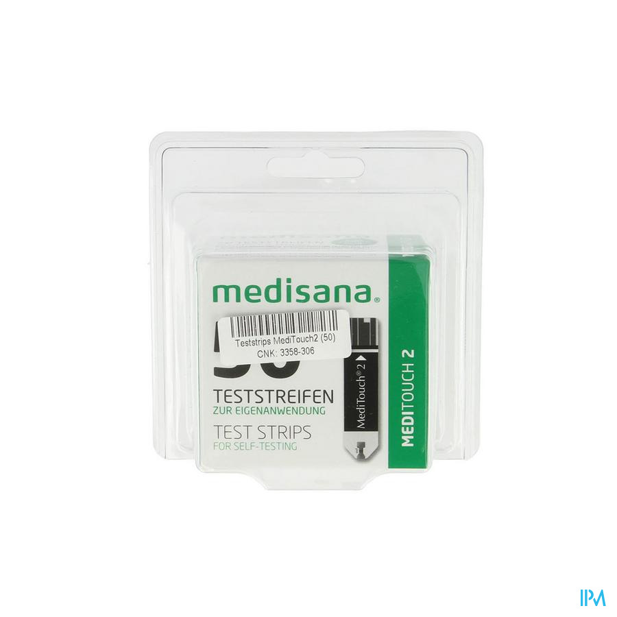 Medisana medi touch 2 test 50 strips