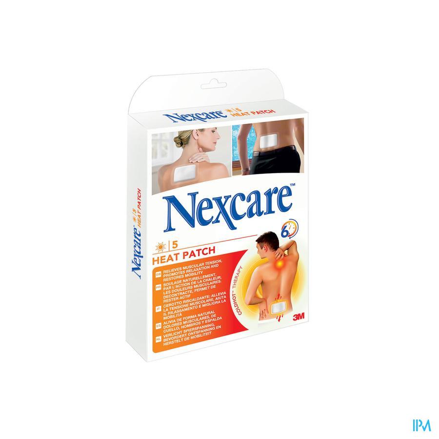 Nexcare Heating Patch Zelfverwarmende kompressen / 5