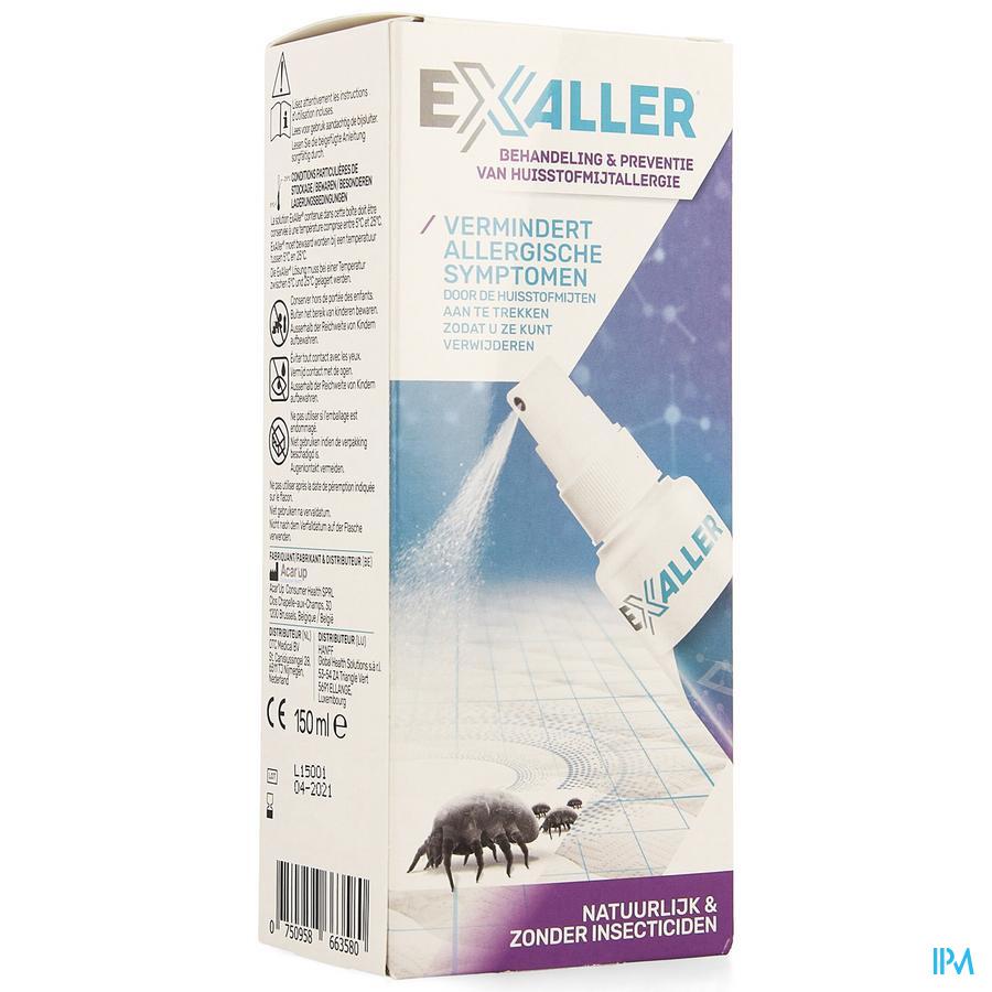 Exaller Huisstofmijtallergie Spray 150ml