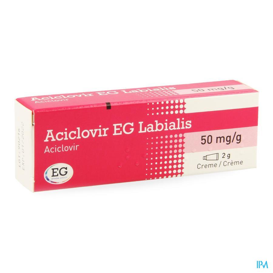 Aciclovir Eg Labialis
