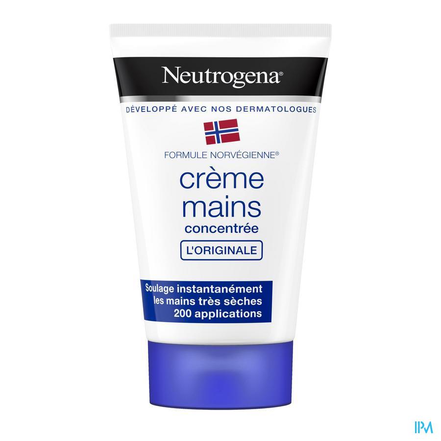 Neutrogena geparfumeerde hydraterende handcrème
