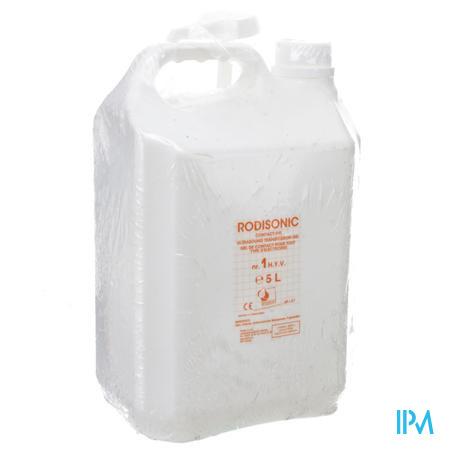 Ultrasone gel Rodisonic (5L)