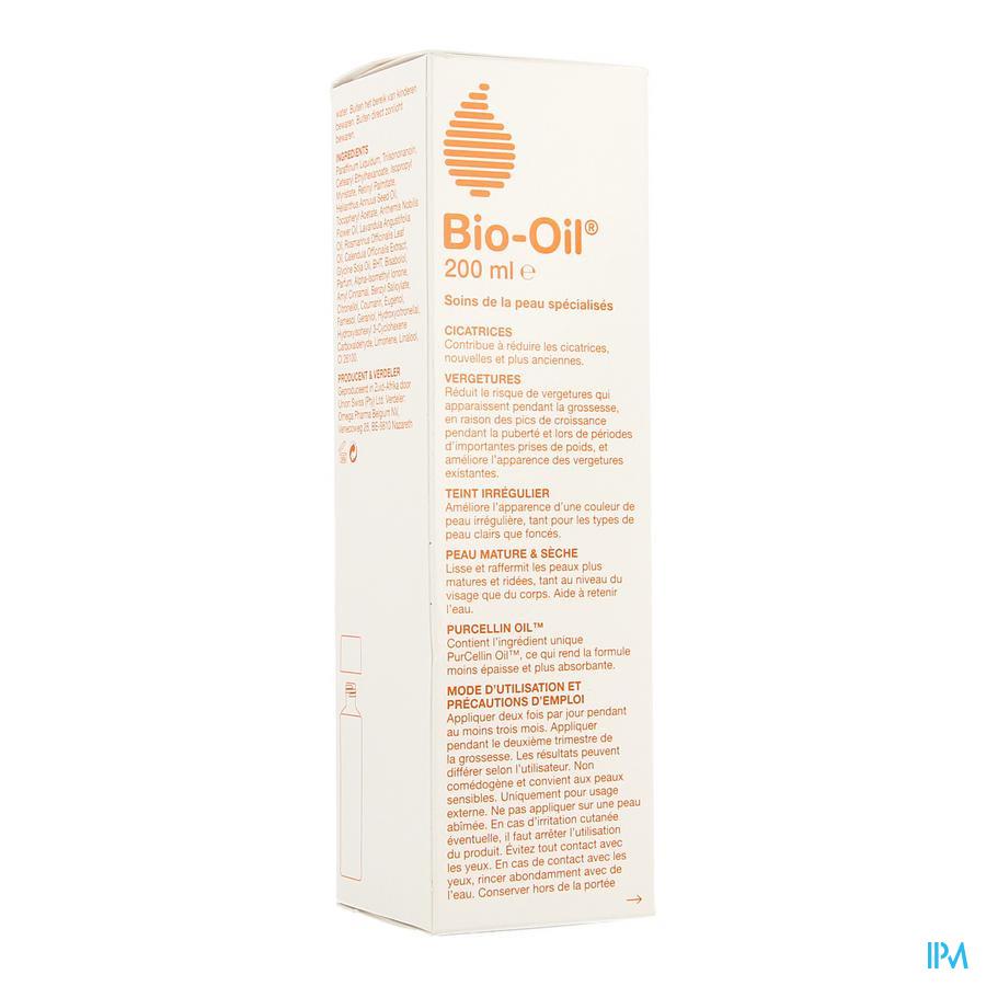Bio-Oil huidstriemen Olie 200 ml