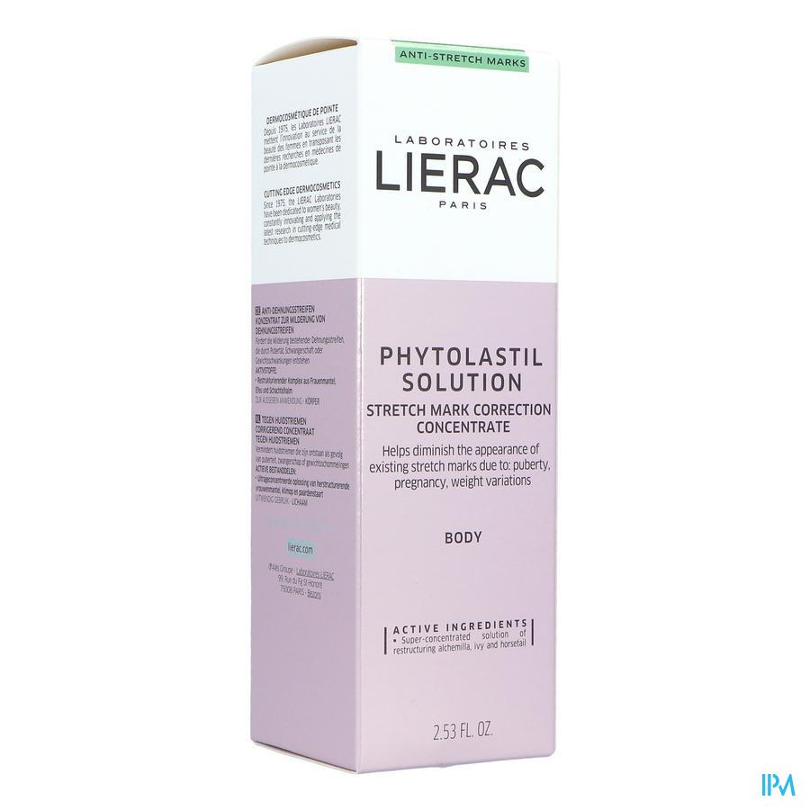 Lierac Phytolastil Corrigerend serum tegen striemen 75 ml