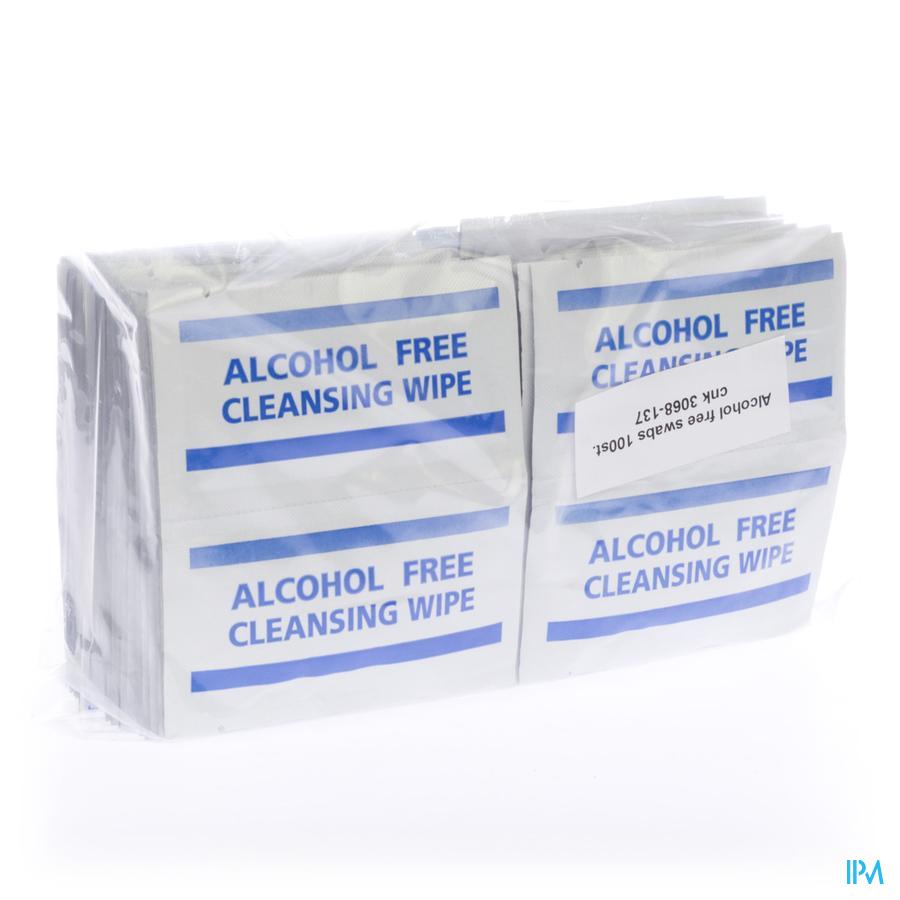 Sterowipe Alcoholvrije reinigingsdoekjes (100stuks)