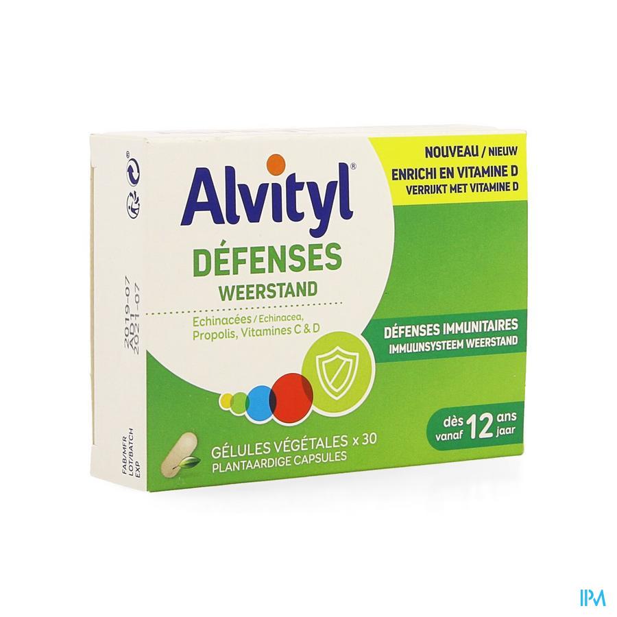 Alvityl Weerstand Tabl 30