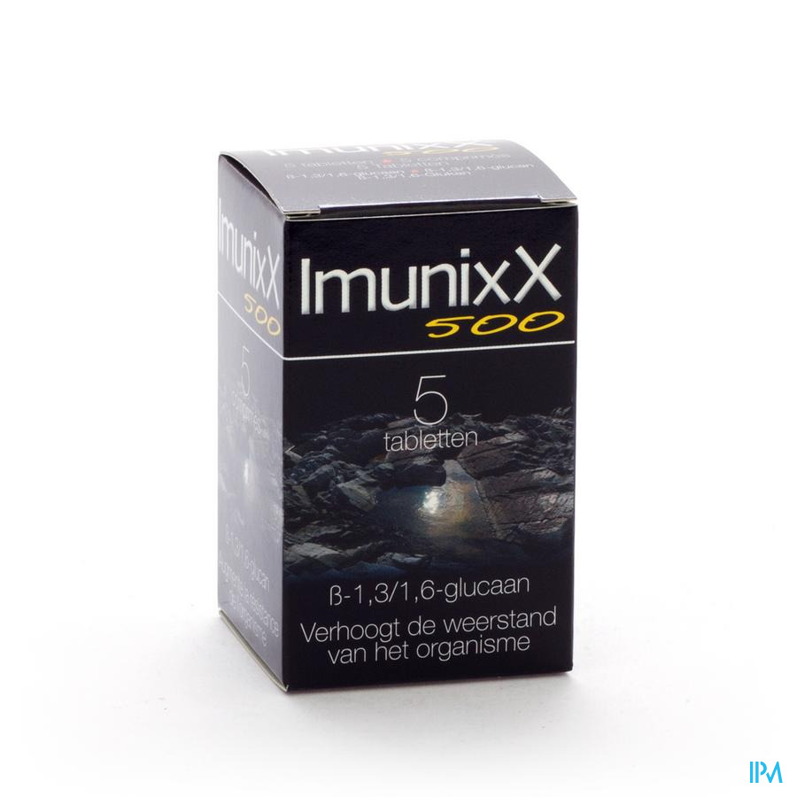 Imunixx 500 / 5 tabletten