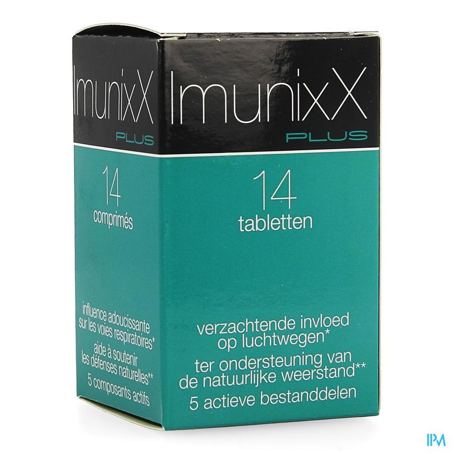 Imunixx Plus / 14 tabletten